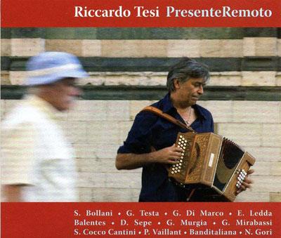 copertina cd Presente Remoto