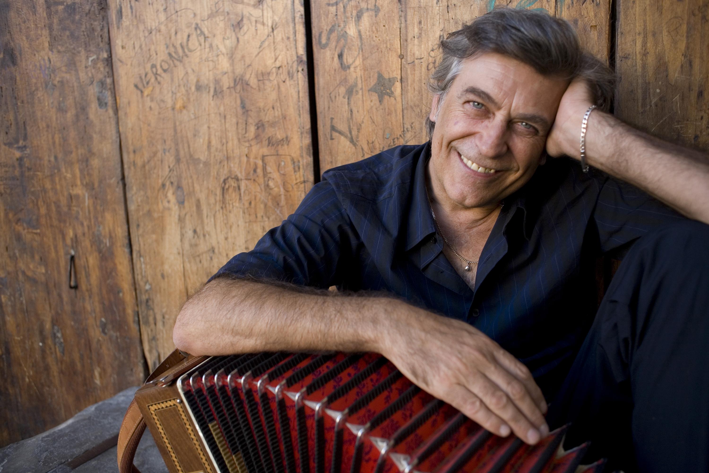 Riccardo Tesi 2007 foto Lucia Baldini
